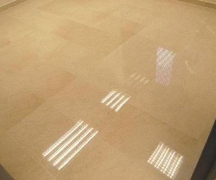 Pulido y vitrificado de mármol: Servicios de Pulidos Reyes