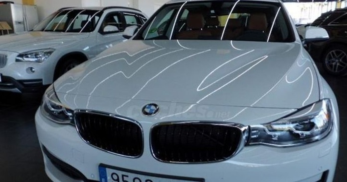 BMW Serie 3 320d xDrive Gran Turismo 5p: Amplio stock de Quality Luxe Cars