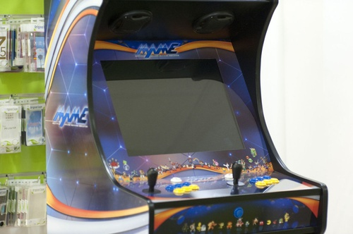 Máquinas Arcade para dos jugadores