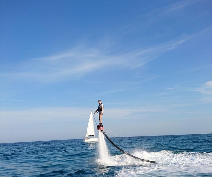 Flyboard: Servicios de Liberty Wings