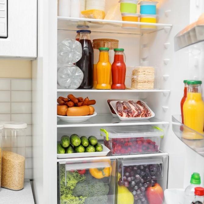 Cómo puedes mejorar el rendimiento de tu frigorífico