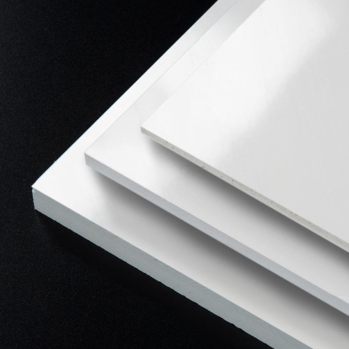 PLANCHA PVC BLANCO 3mm