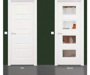 Modelo 104 Puerta lacada de calidad PREMIUM en Madrid