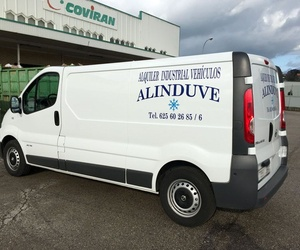 Empresas de alquiler de vehículos isotermo en Cantabria