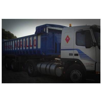 Nuestros Servicios: Excavaciones y Transportes Hermanos Morillo
