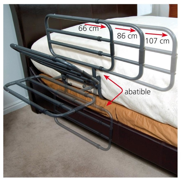 Barandilla de cama extensible Pivot Rail