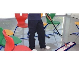 Limpieza de oficinas: Servicios de limpieza de mante de Limpieza Achaman