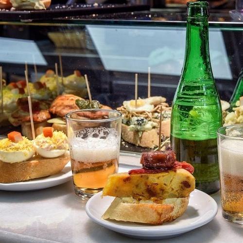 Bar de tapas y pinchos Palencia