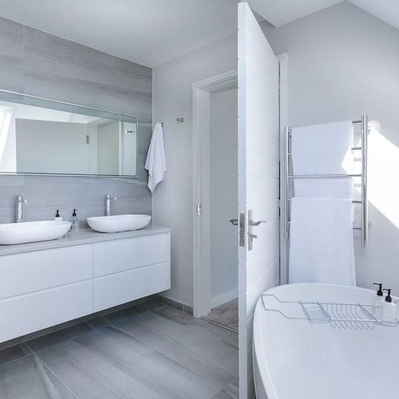 Reformas de baños : Catálogo de Royber, S.C.