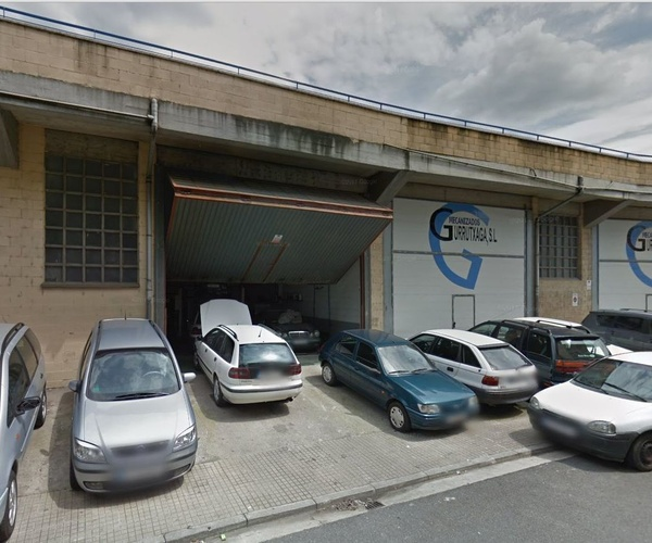 Taller de chapa y pintura en Azpeitia | Autos Landeta