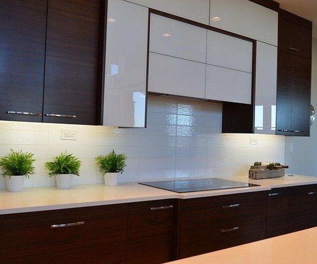 La distribución de espacios de trabajo en la cocina