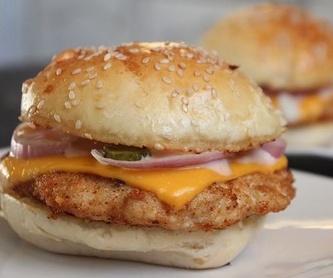 Tortitas: Carta y Menú  de Cafetería Montesa
