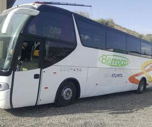 Alquiler de autobuses en Málaga