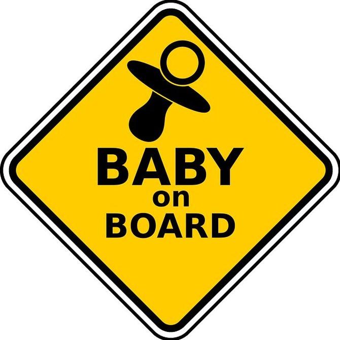 ¡Cuidado con el aire acondicionado si hay bebés a bordo!