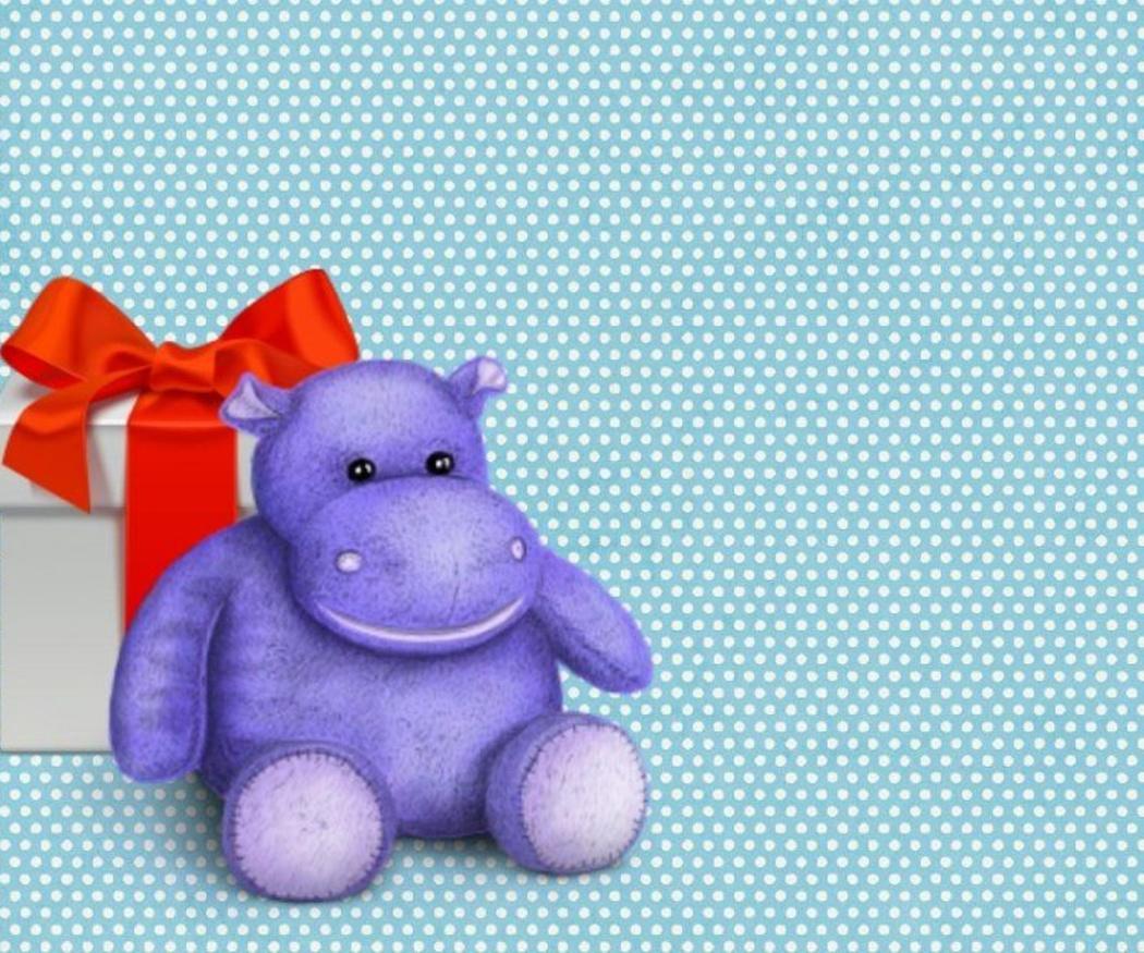 Los regalos de Navidad para los niños