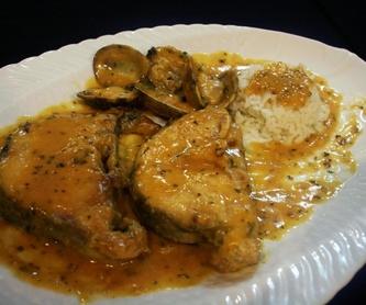 Carne de caza: Nuestros platos de Brasería el Pulpero de Lugo