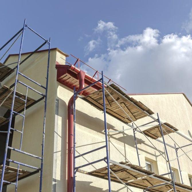Razones para rehabilitar la fachada