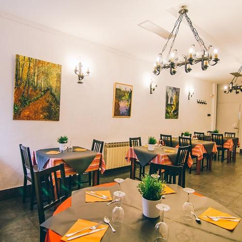 Restaurantes en el Valle de Tobalina