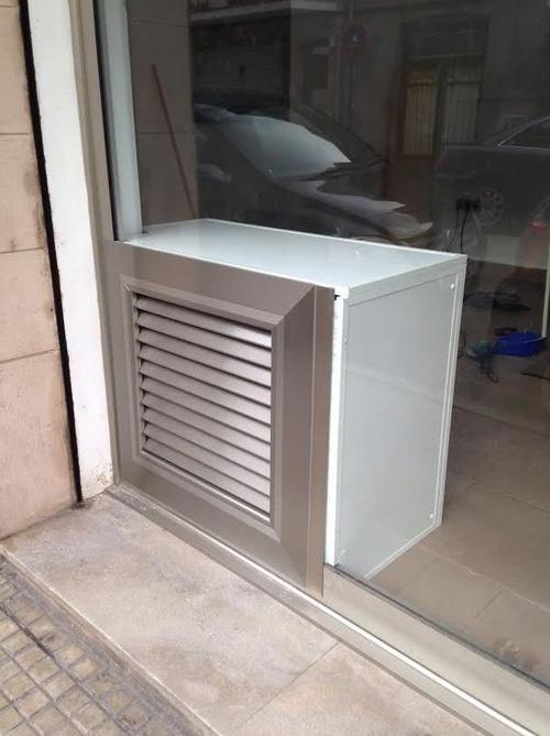 Images de Carpintería de aluminio, metálica y PVC à Granollers   Carpintería de Aluminio Hermanos Almansa, S.L.