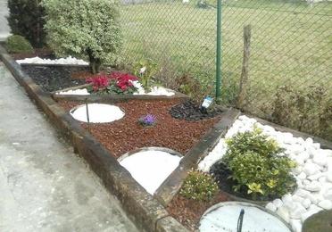 Construcción y mantenimiento de jardines