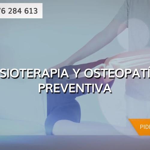 Centro de osteopatía en San Pedro de Alcántara | Osteophysix