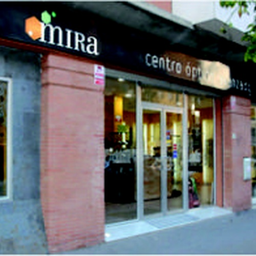 Ópticas en Sevilla | Centro Óptico Avanzado Mira