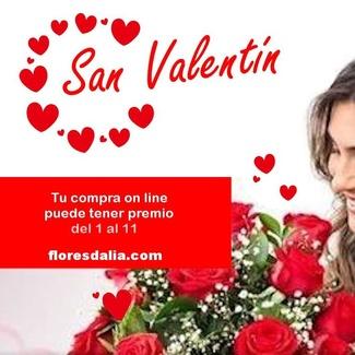 San Valentín con premio!!!
