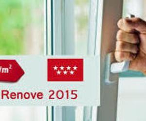 Plan Renove 2015ventanas PVC