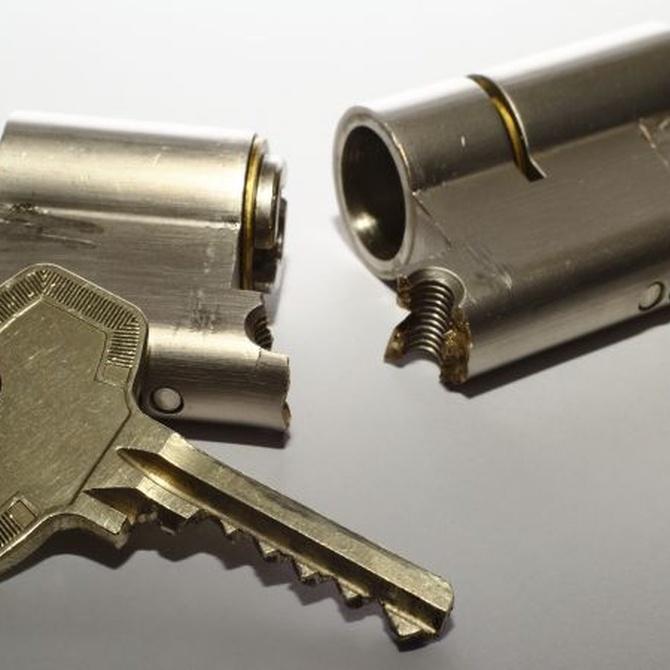 ¿Sabes que los cerrajeros usaban el bumping?