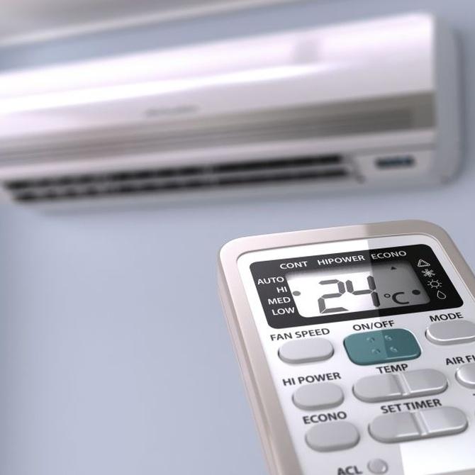 ¿Cómo usar de forma eficiente el aire acondicionado?