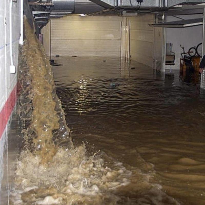 Inundaciones: Servicios de Accesa Desatascos