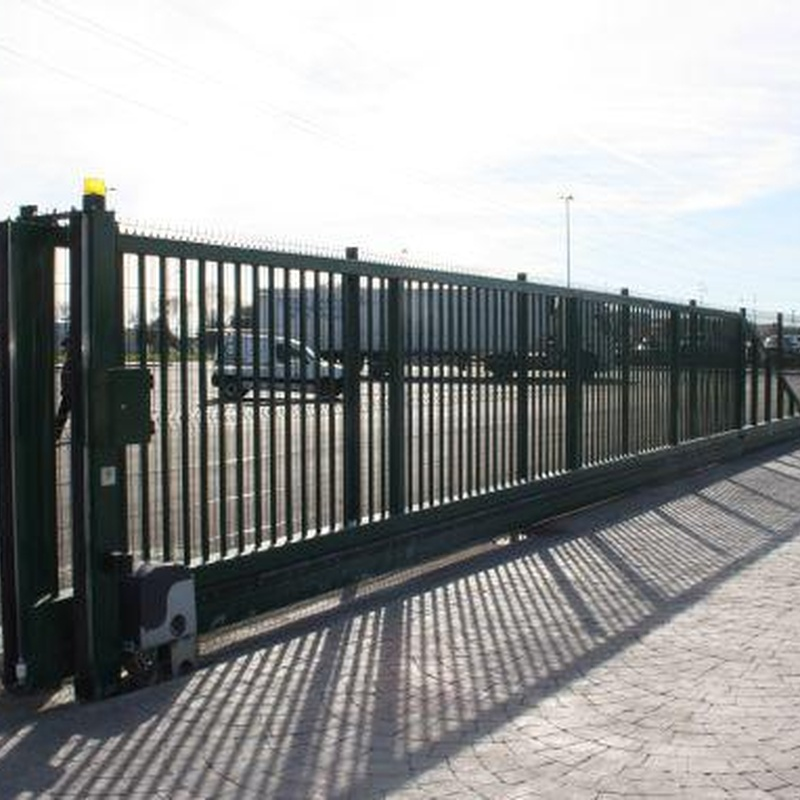 Puertas correderas autoportantes: Catálogo de Industria Puertas y Cerramientos