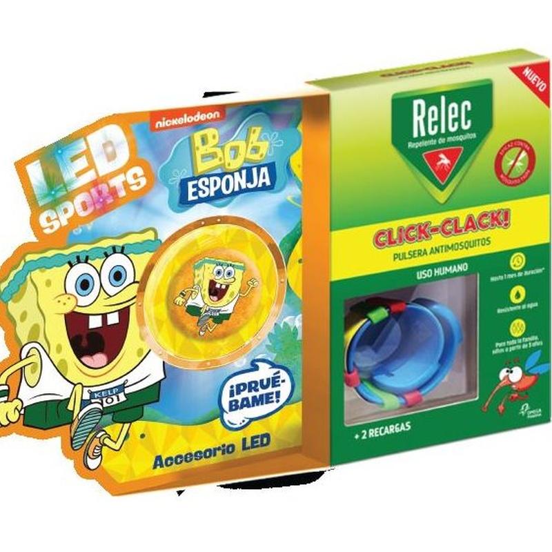 Relec Pulsera Infantil Click-Clack: PRODUCTES EN ESTOC  de Farmacia Rosa Cinca | Guissona | 365 | 8.30-21