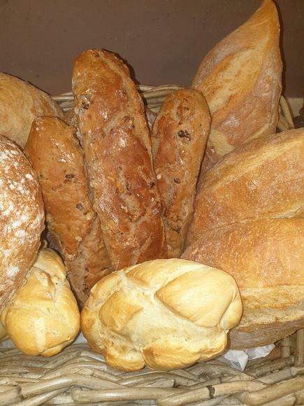 Panadería: Productos de Horno de pan Santa María