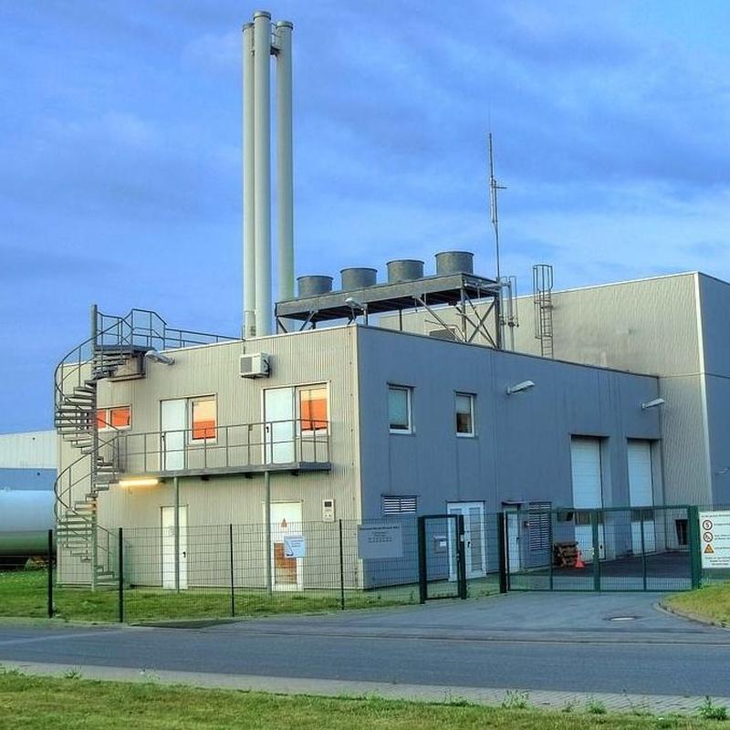 Gas, gasóleo y biomasa: CATÁLOGO de Hidroclima Calefacciones