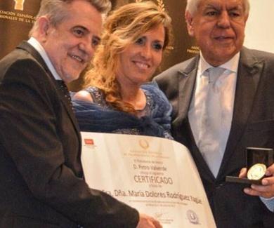 """""""MEDALLA DE ORO"""" DE LA ASOCIACIÓN ESPAÑOLA DE PROFESIONALES DE LA IMAGEN"""