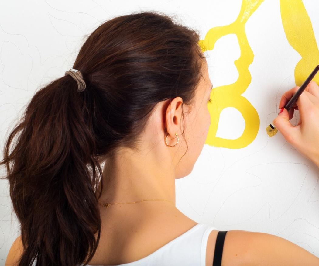 Descubre la pintura decorativa para locales comerciales