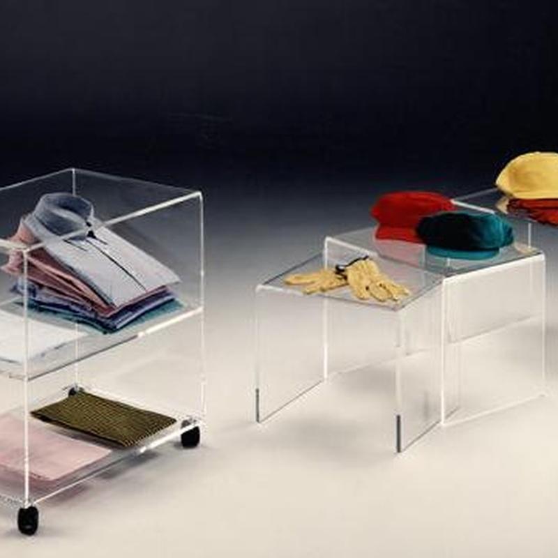 Mesas Dobladas: Catálogo de A. Dumont-Fredo