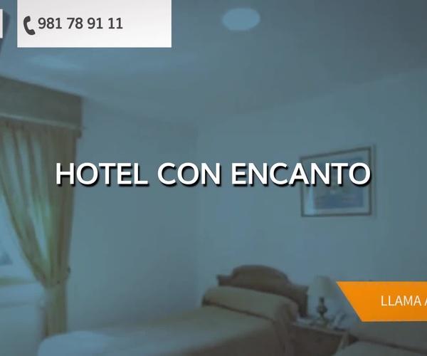 Hoteles en Teixeiro - Curtis | Hotel Restaurante Carballeira