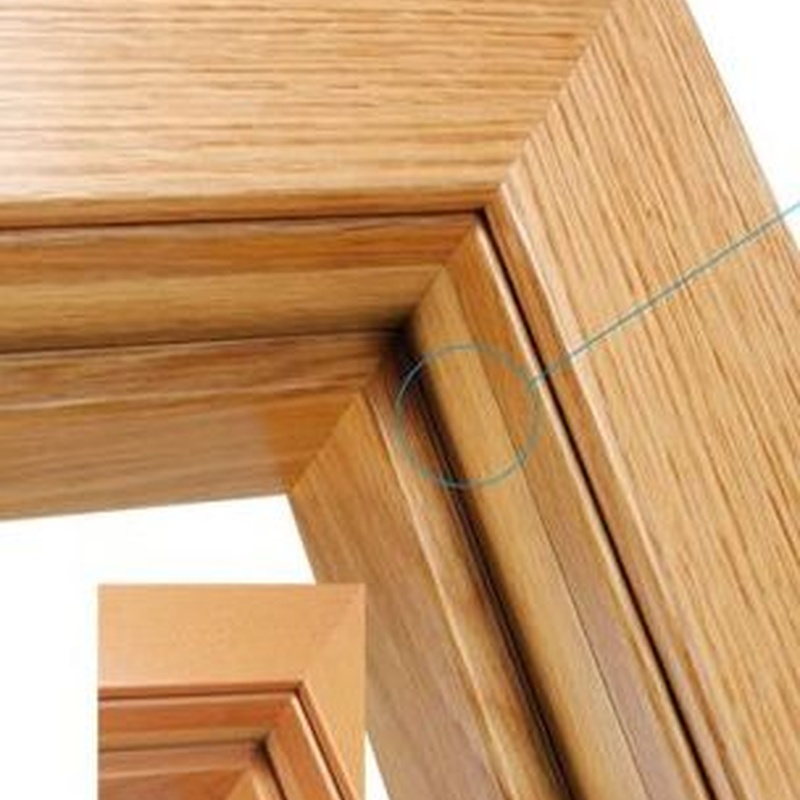 Puertas de madera ignífugas