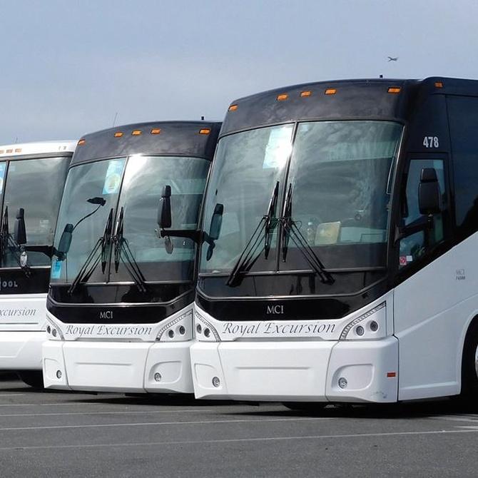 Ventajas de alquilar un autobús para la boda