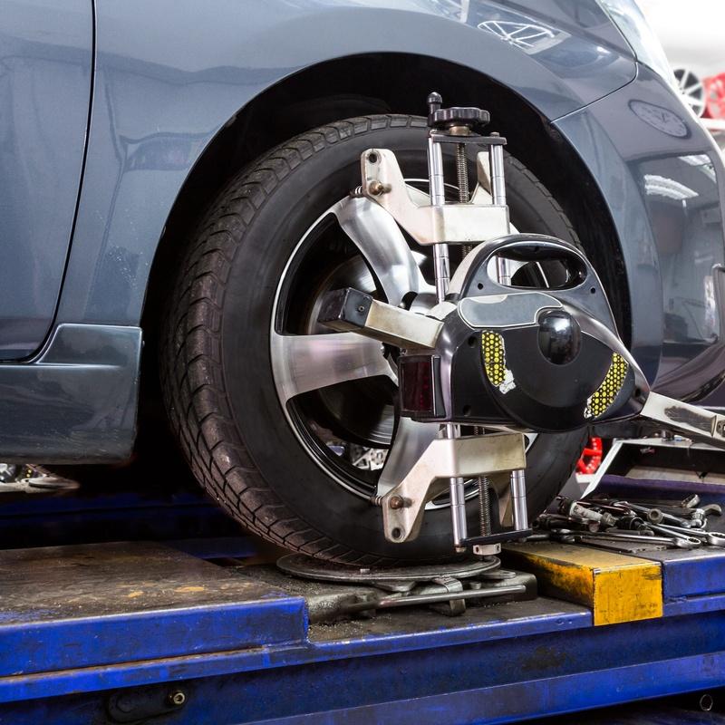 Paralelo y equilibrado: Servicios de Neumáticos Raúl