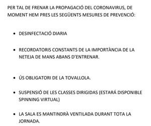Clases de zumba en Reus: Gimnàs Studi 1