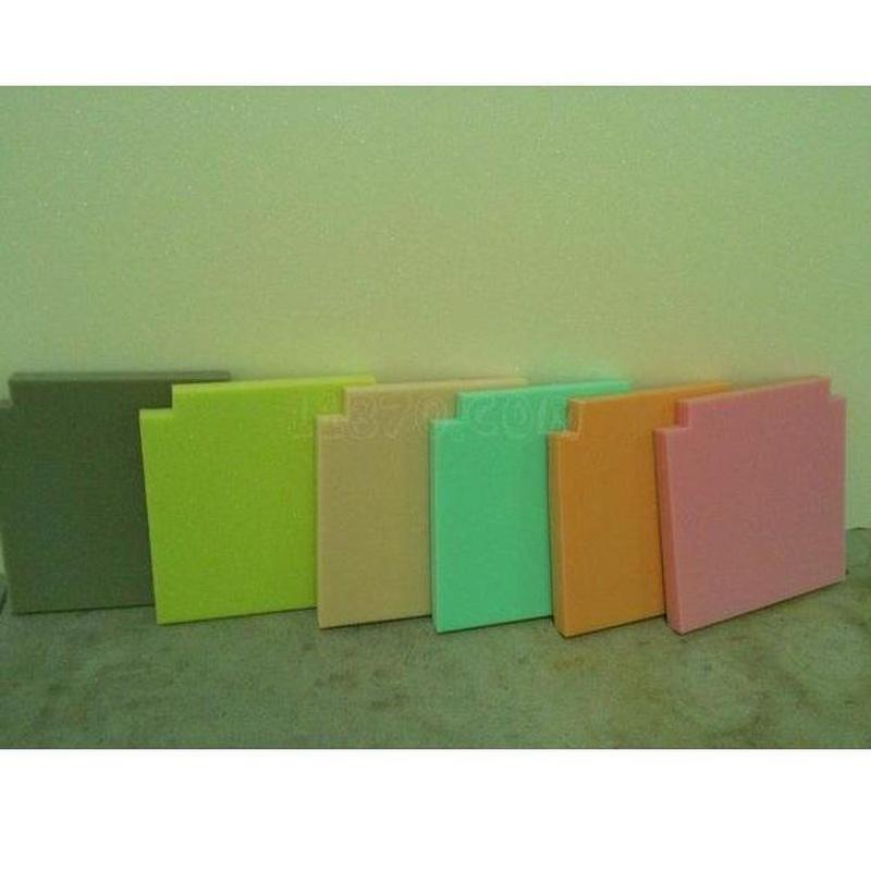 Cortes de espuma: Catálogo de productos de Espumas Carranza