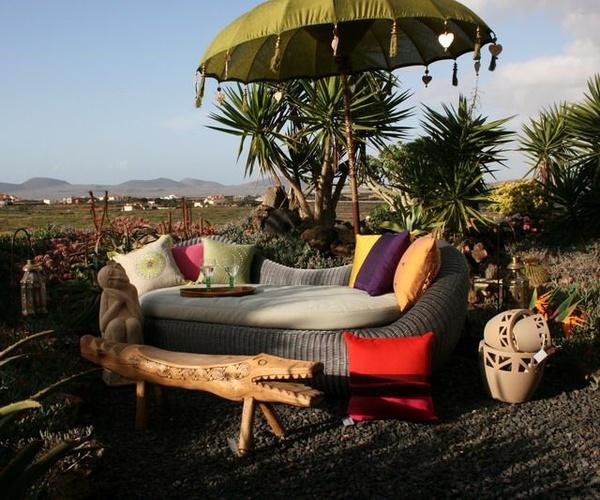 Diseño de jardines en Fuerteventura