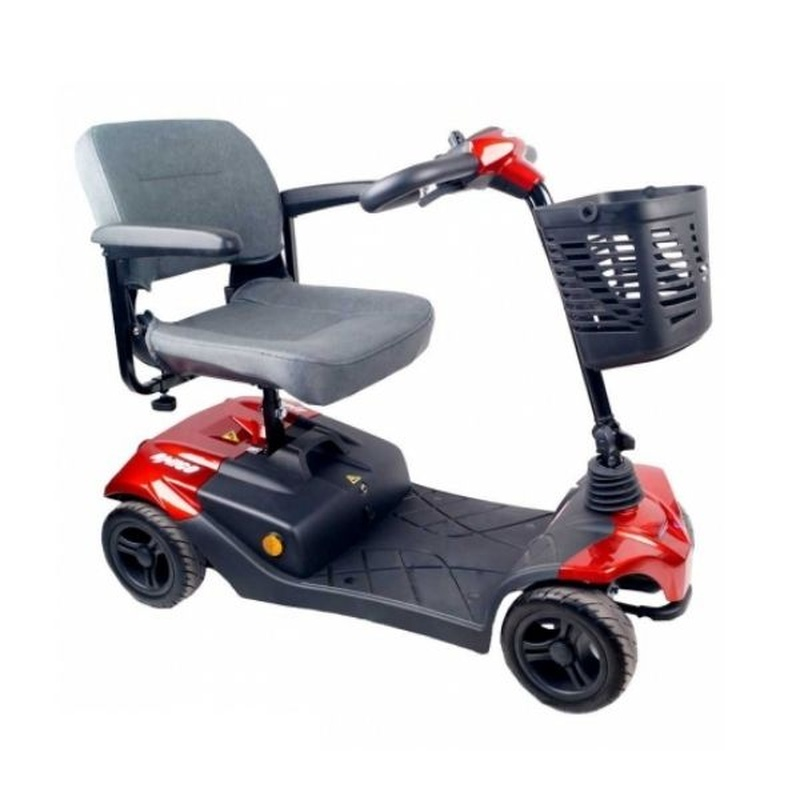 Scooter Pequeño de 4 ruedas Amigo: Servicios de Ortopedia Indar
