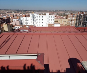 Reforma de tejados en Valladolid