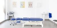 Centro fisioterapia en Pamplona confortable y acogedor