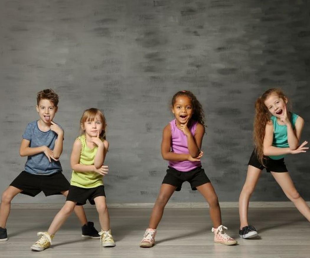Los beneficios del baile para el desarrollo infantil