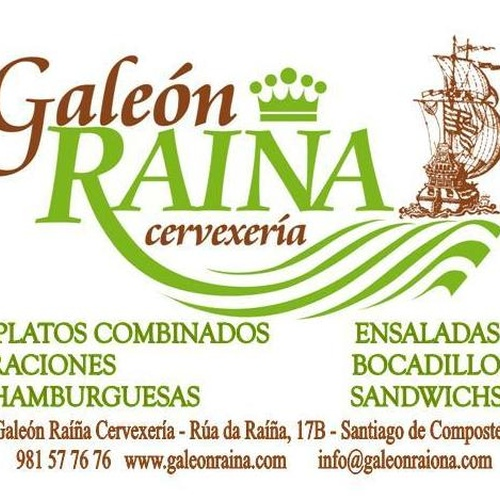 Cocina tradicional en Santiago de Compostela | Galeón Raíña - Galeón Toural